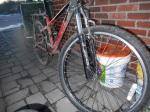 bike at church